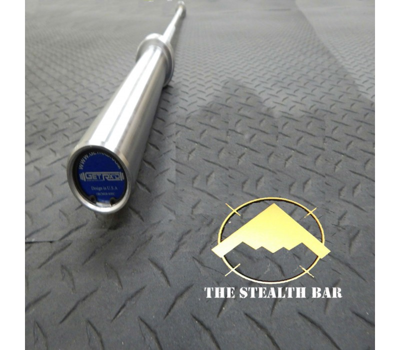 Get RXd Stealth Bar