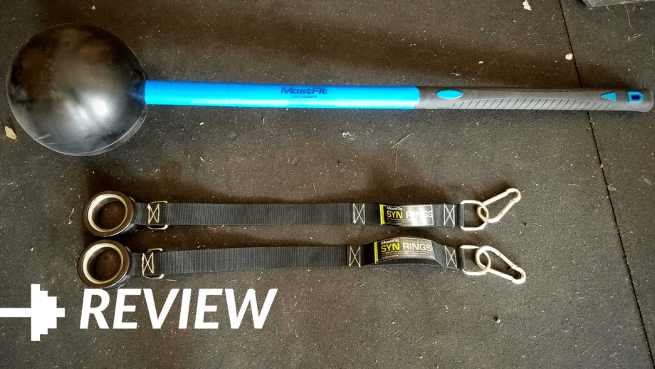 MostFit Core Hammer and SYN Rings Review Cover Image